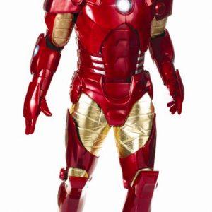 Grand Heritage Adult Iron Man Costume