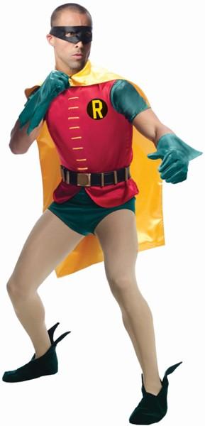 Grand Heritage Adult Robin Costume