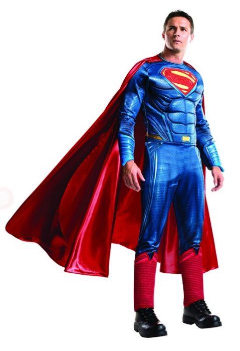 Grand Heritage Adult Superman Costume