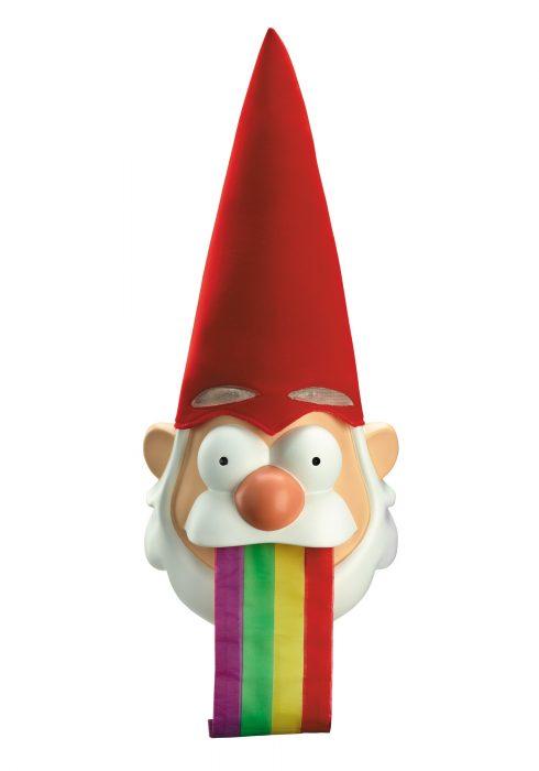 Gravity Falls Barfing Gnome Mask