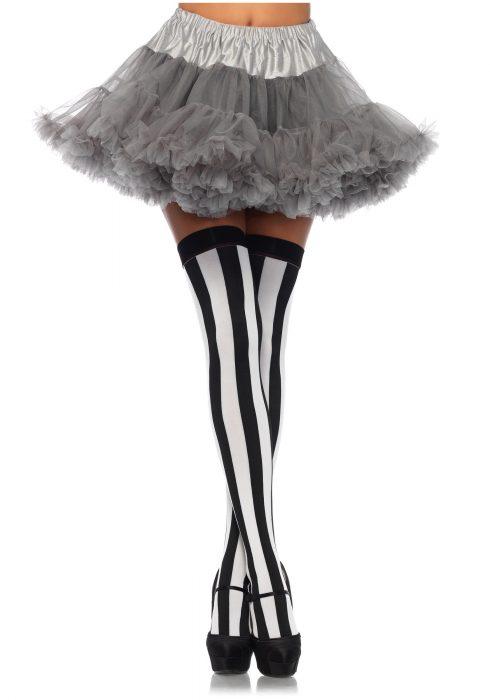 Gray Tulle Petticoat