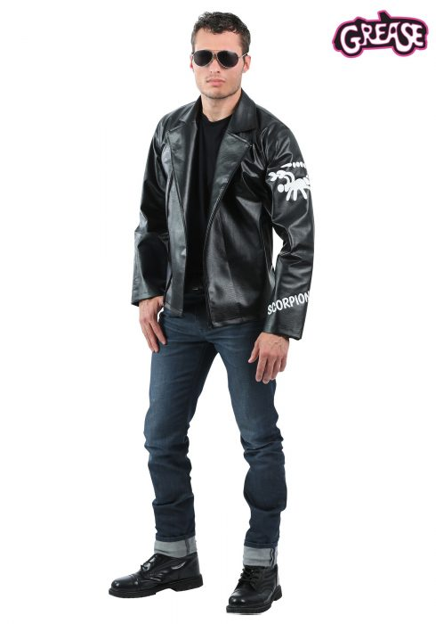 Grease Men's Scorpions Jacket