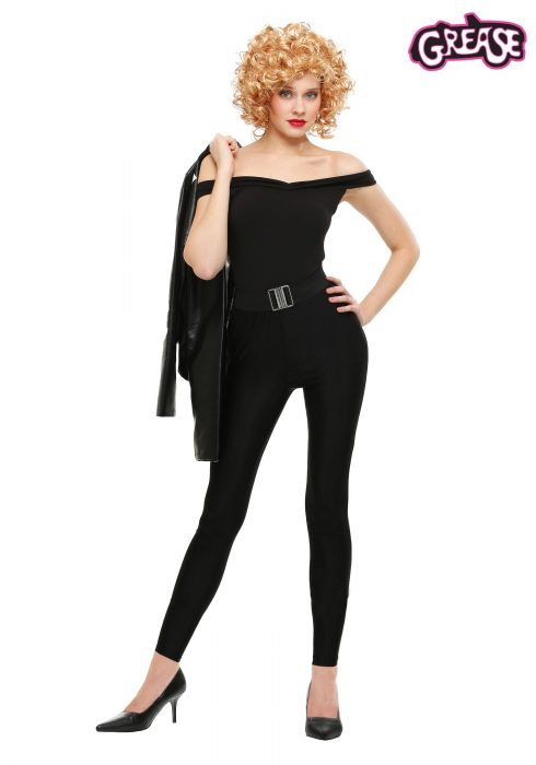 Grease Women's Plus Size Bad Sandy Costume
