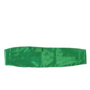 Green Cummerbund