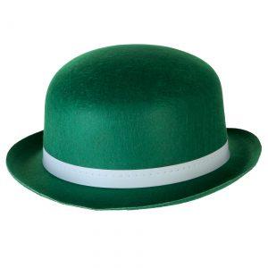 Green Derby Hat