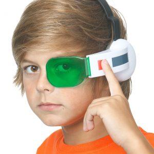Green Dragon Ball Z Scouter