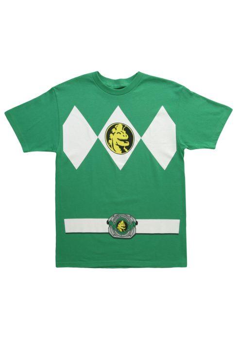 Green Power Ranger T-Shirt