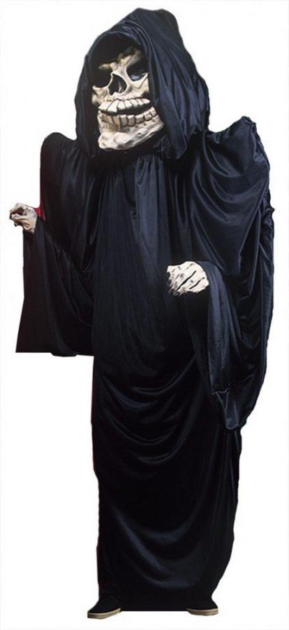 Grim Reaper Mascot Costume