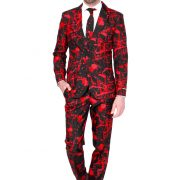 Halloween Blood Men's Suitmeister Suit