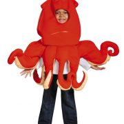 Hank the Septopus Toddler Costume