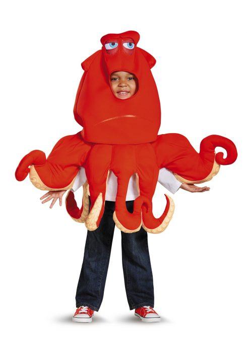 Hank the Septopus Toddler Costume