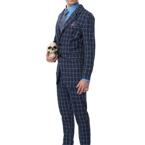 Hannibal Lecter Costume Suit