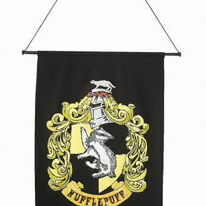 Harry Potter Hufflepuff Banner