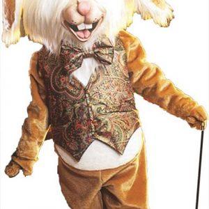 Harvey Rabbit Mascot Costume