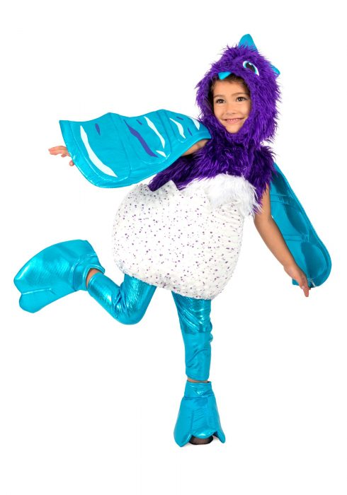 Hatchimal Hatchable Draggle Kids Costume