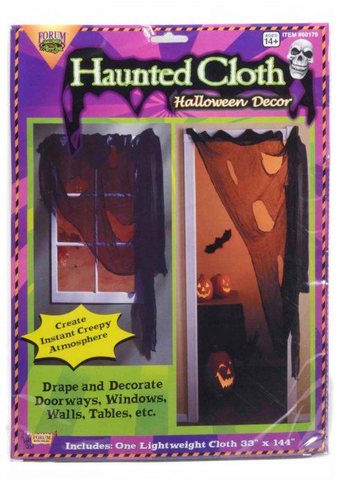 Haunted Cloth