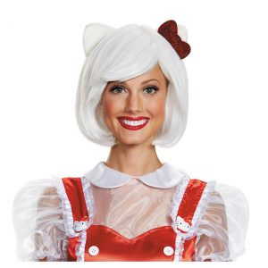 Hello Kitty Adult Wig