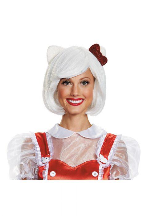 Hello Kitty Adult Wig