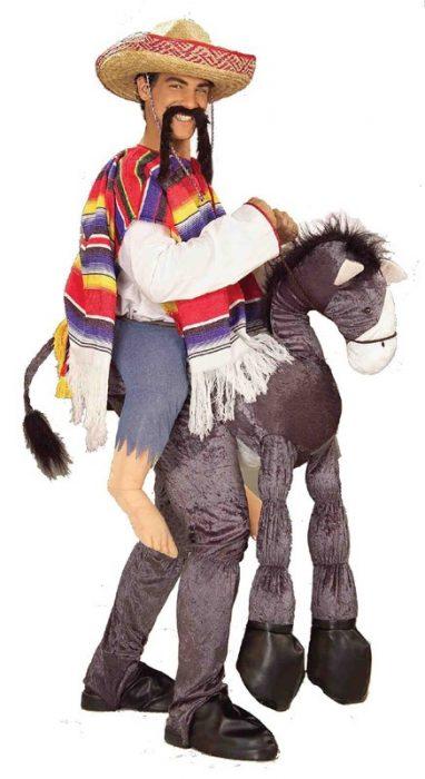 Hey Amigo Piggyback Mexican Costume