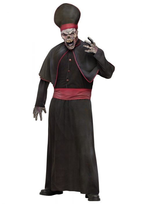 High Priest Zombie Costume