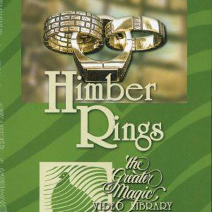 Himber Rings Learn Magic Tricks DVD