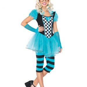 Hipster Alice Tween Costume