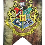 "Hogwarts School Crest Harry Potter 30""x50"" Banner"