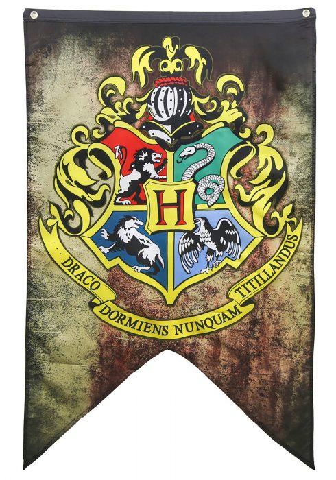 Hogwarts School Crest Harry Potter 30