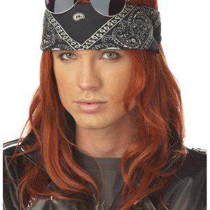 Hollywood Rocker Wig