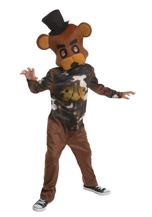 Horror Teady Bear Costume