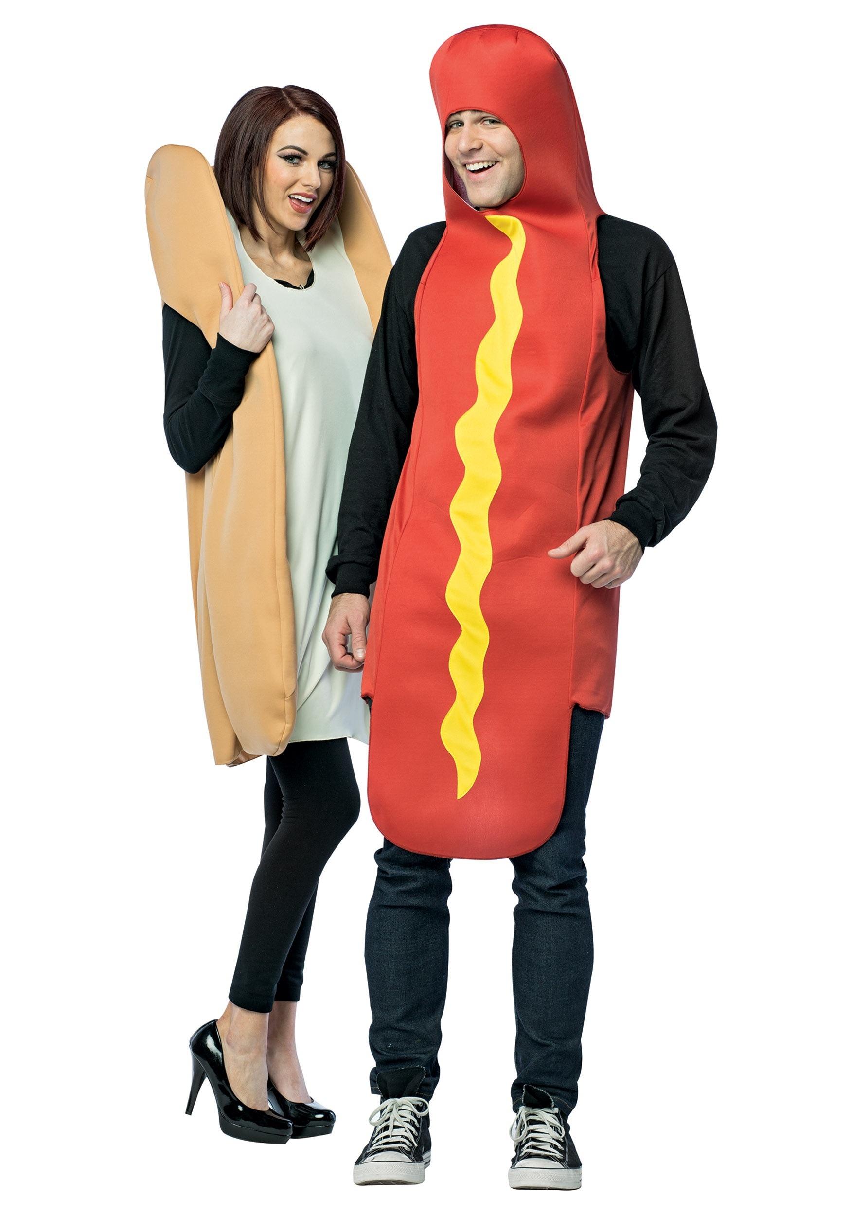 Hot Dog Costumes