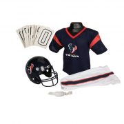 Houston Texans Youth Uniform Set