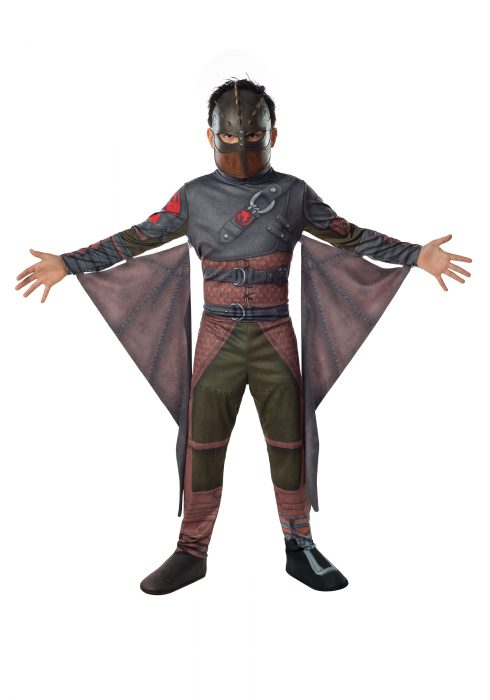 How to Train Your Dragon Child Hiccup Costume