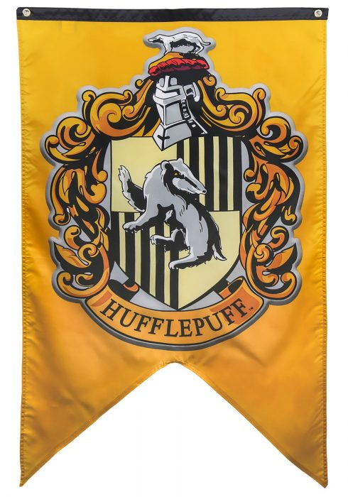 Hufflepuff School Crest Harry Potter 30