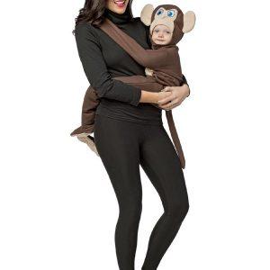 Hugging Baby Monkey Costume
