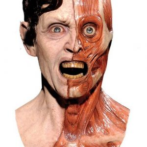 Human Error Resurrection Halloween Mask
