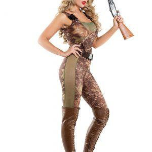 Hunter Hottie Women's Costume