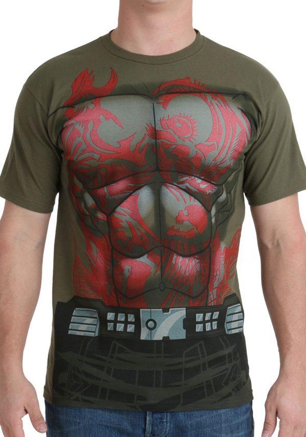 I am Drax Mens Costume T-Shirt