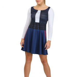 I am Han Solo Juniors Skater Dress