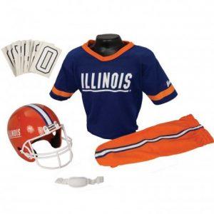 Illinois Fighting Illini Youth Uniform Set