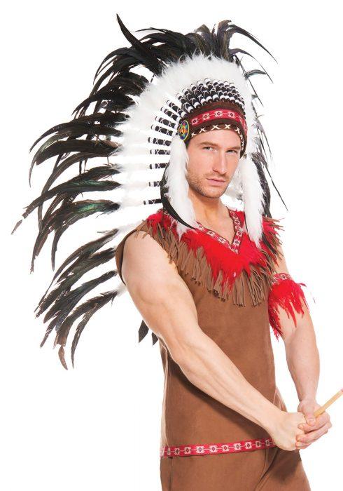 Indian Tribal Headdress