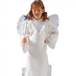 Infant Angel Costume w/wings