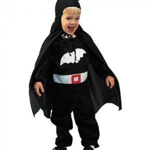 Infant Bat Boy Costume w/cape
