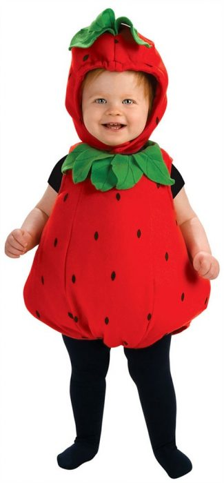Infant Berry Cute Costume