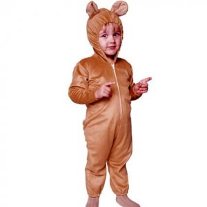 Infant Brown Bear Costume