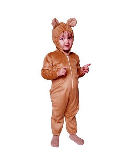 Infant Brown Bear Costume