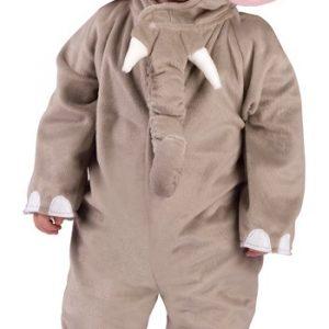 Infant Cuddly Elephant Costume