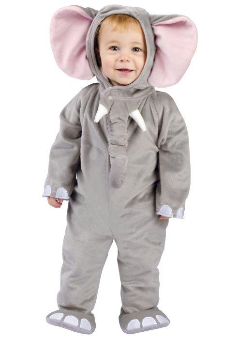 Infant Elephant Costume