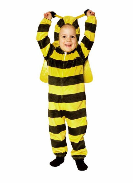 Infant Honey Bee<br> Costume w/wings