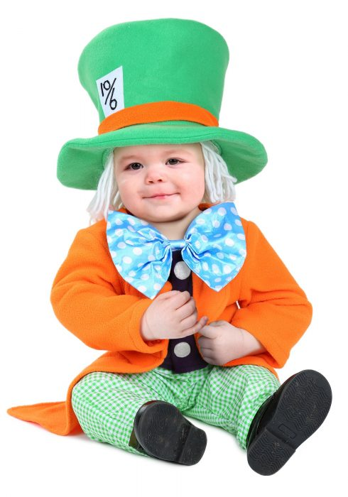Infant Li'i Hatter Costume